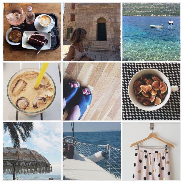 Momentos a través de Instagram