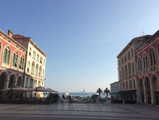 Pasear y recorrer Croacia