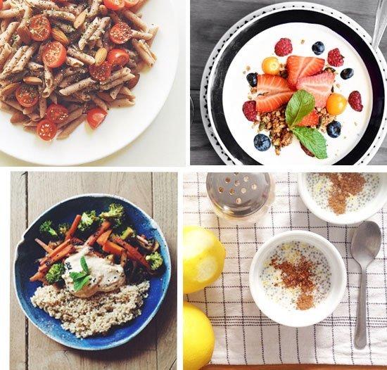 Platos y recetas