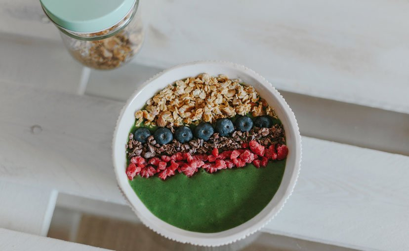 3 bowls saludables para desayunar