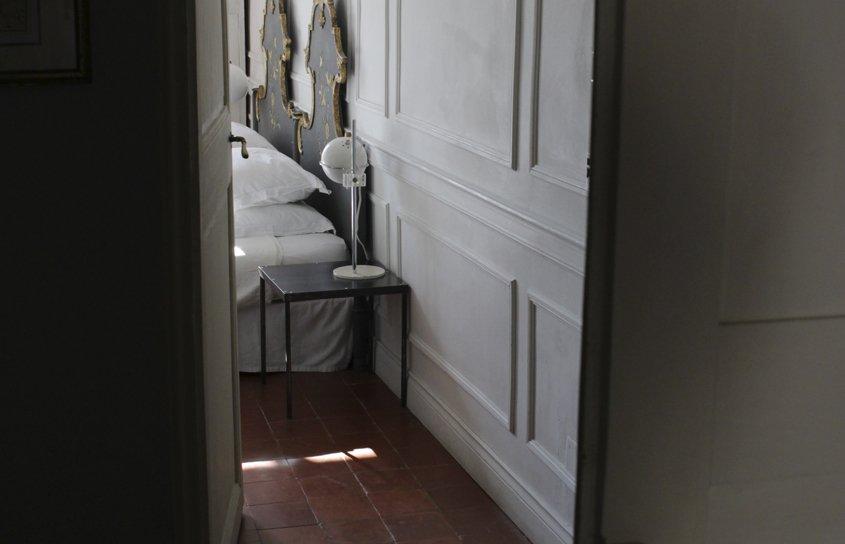 puerta entrada habitación