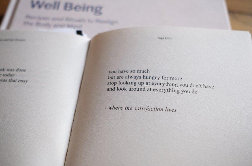 poema en libro