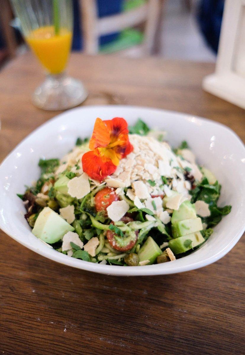 plato ensalada