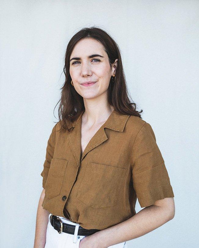 Alba Garcia retrato