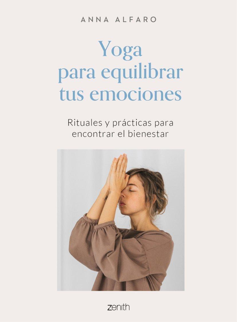 Portada Yoga para equilibrar tus emociones
